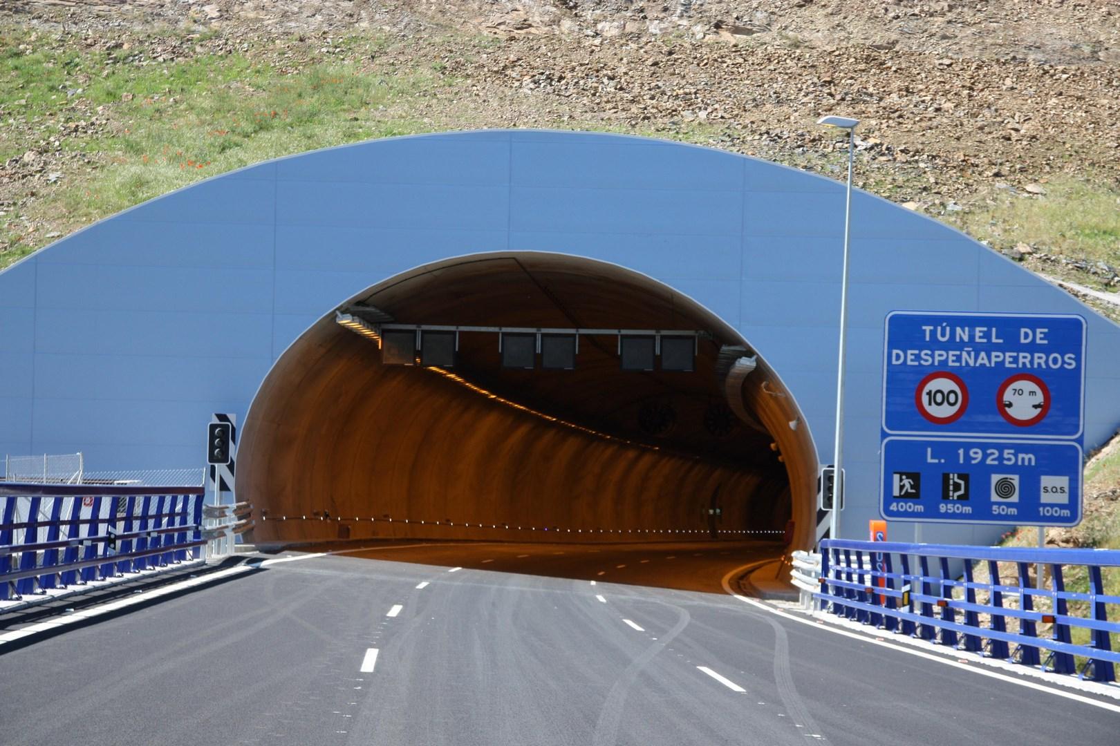 Túnel de Depeñaperros