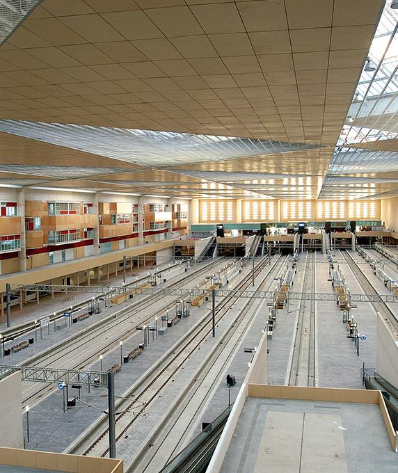 Estación Zaragoza - Delicias