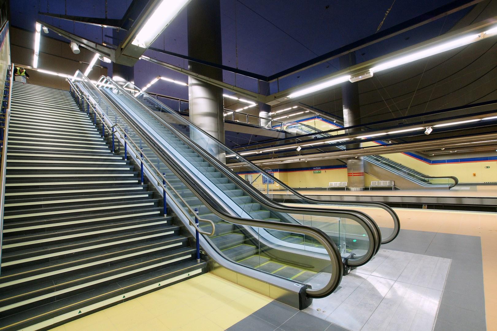 Línea 2 Metro Las Rosas