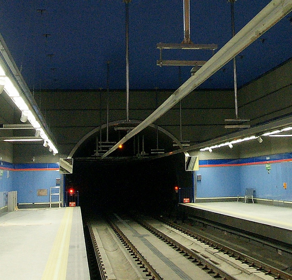 Alsacia Station Tunnel