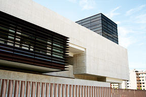 New Regional Parliament of Castile and León