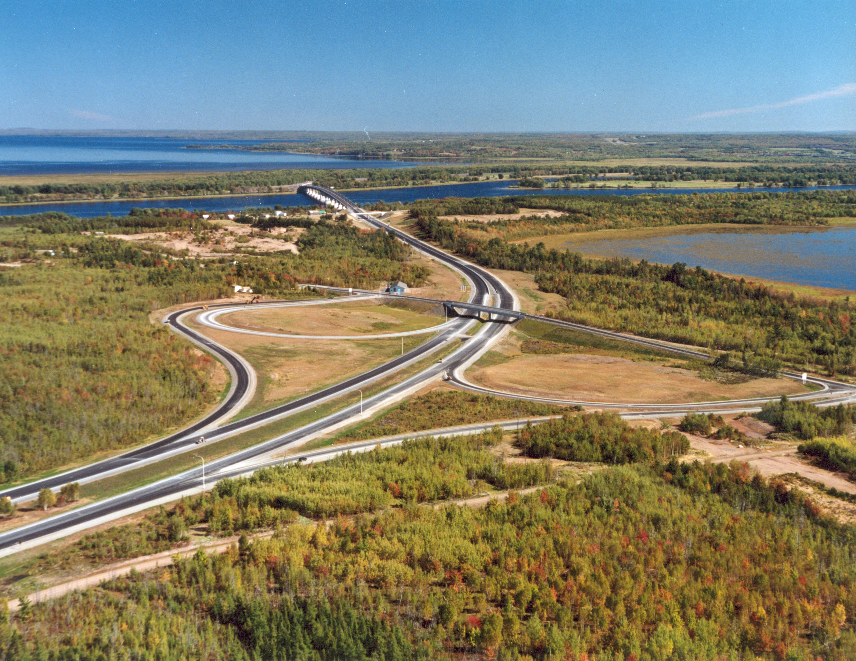 Fredericton-Moncton Highway