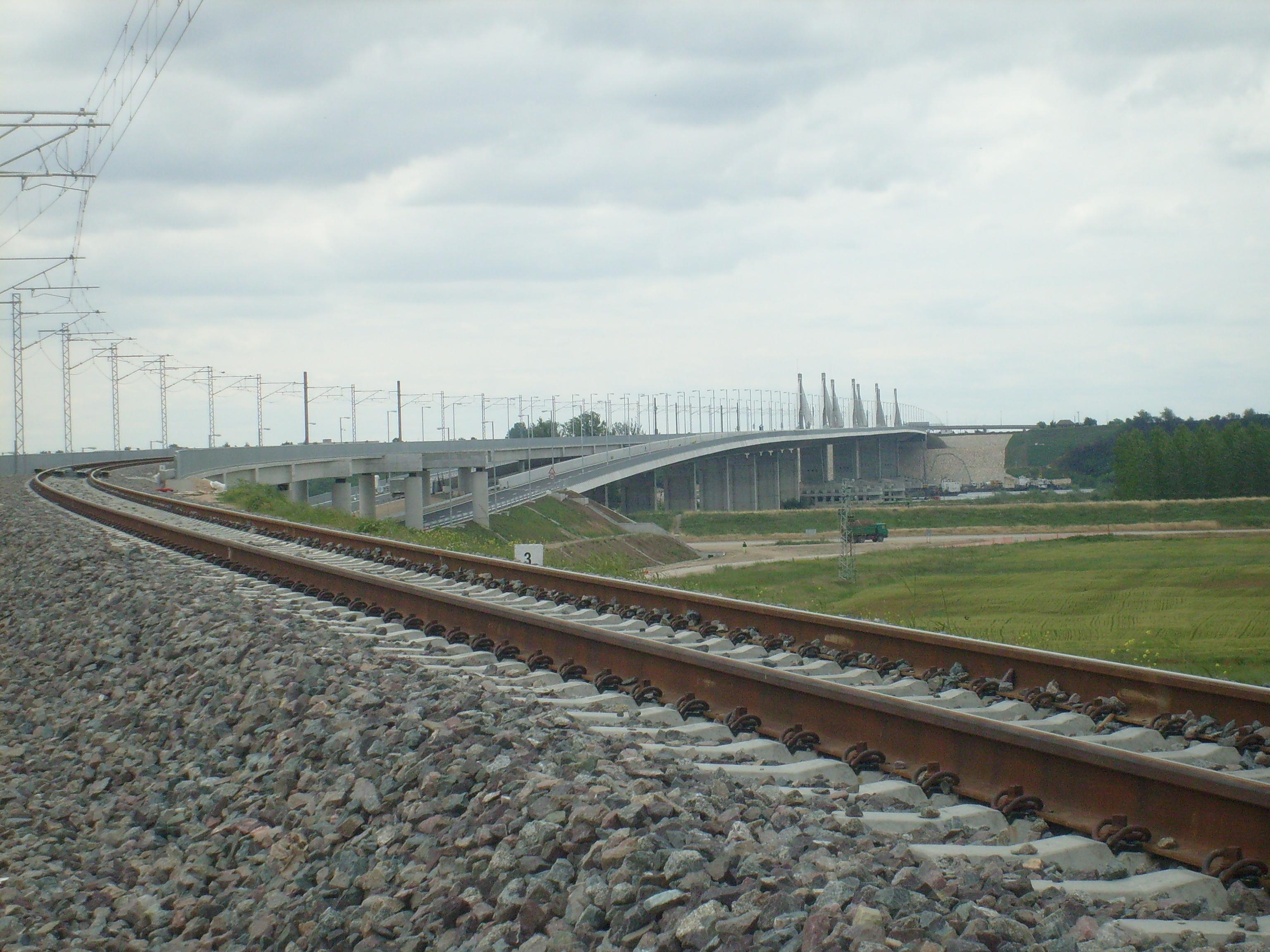 Railway accesses