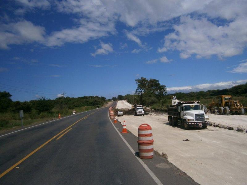 Cañas-Liberia Highway, Costa Rica