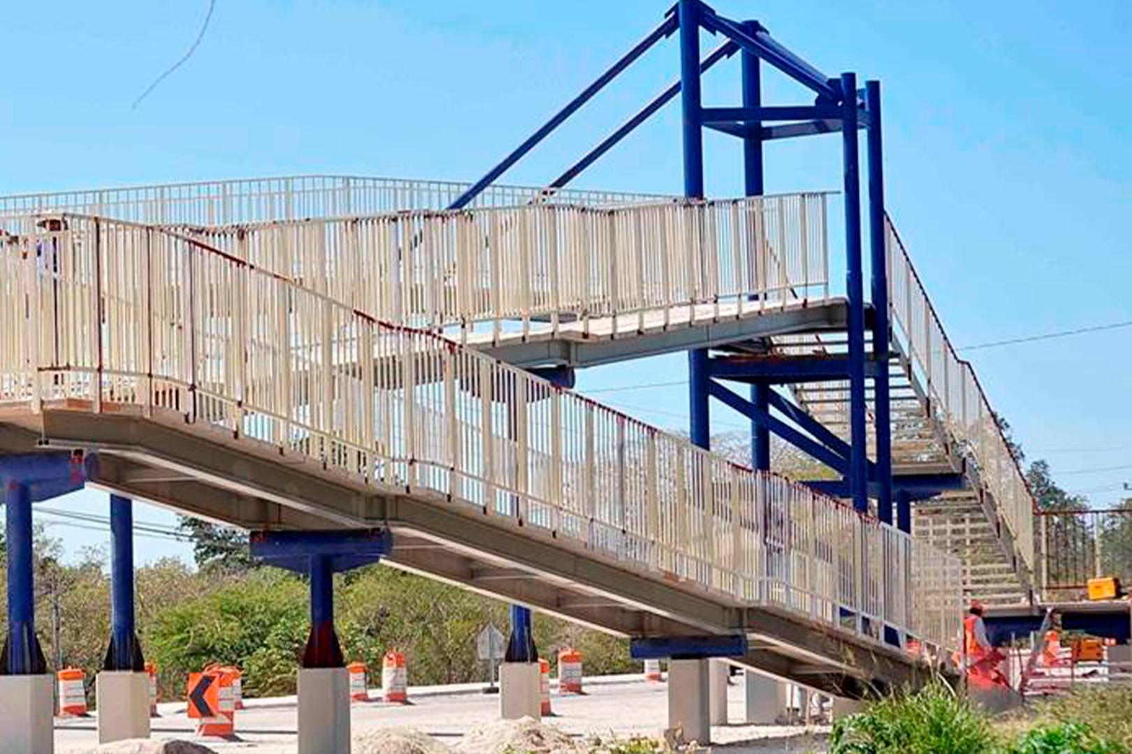 Pasarelas Carretera interamericana Norte: Cañas-Liberia