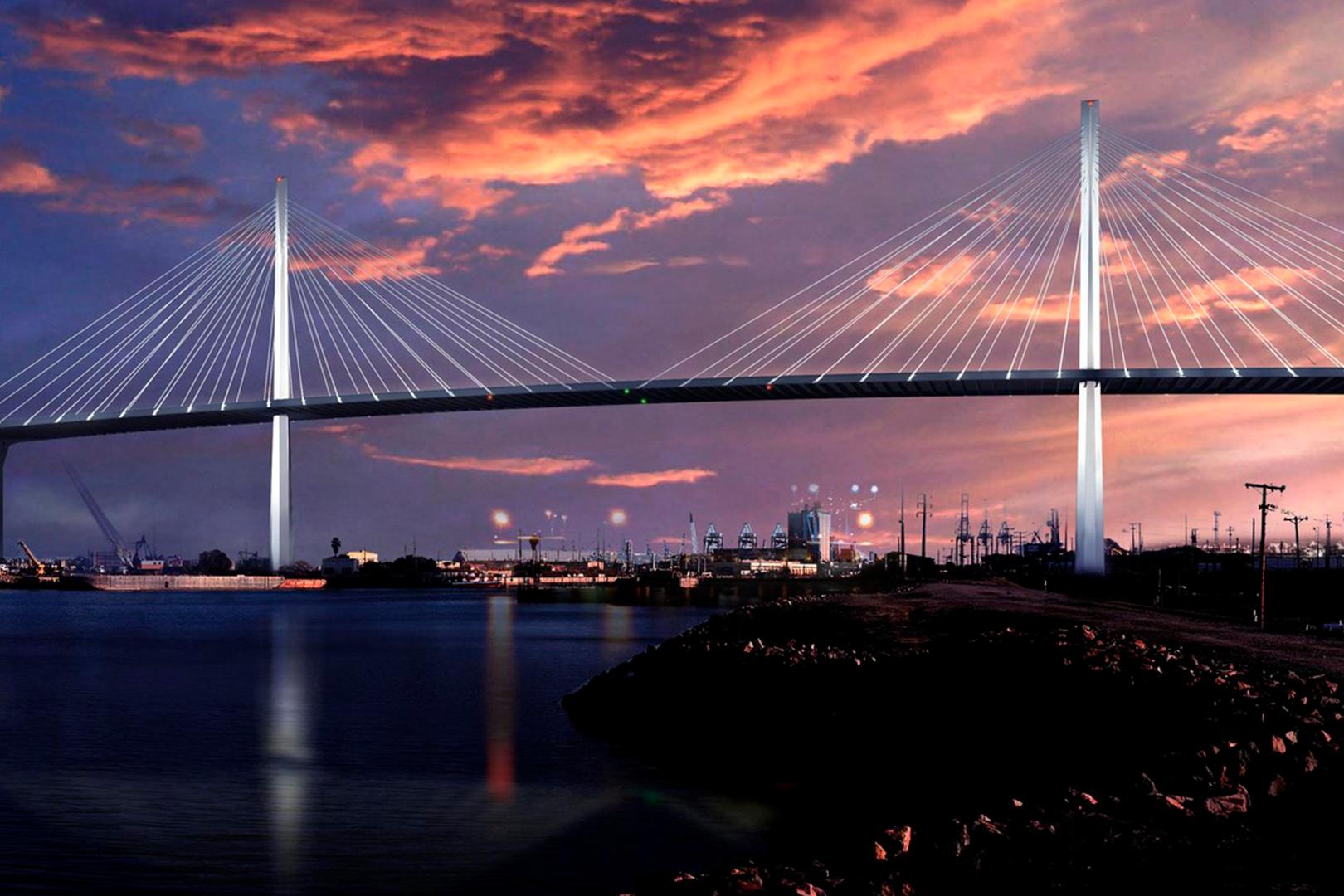 Infografía puente