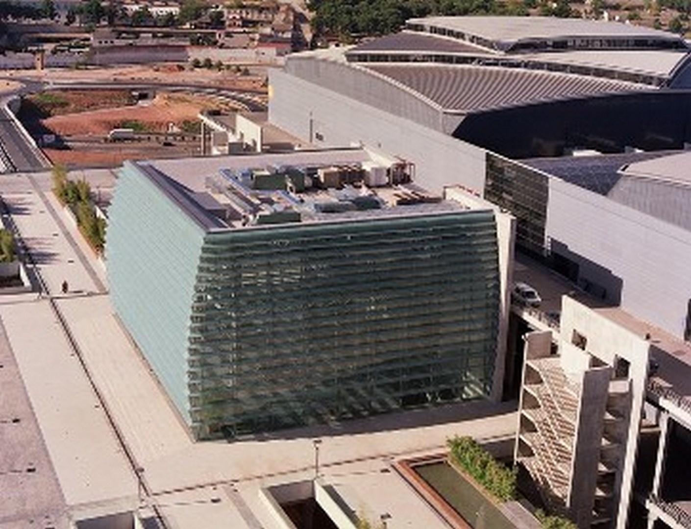 Foro Centro building