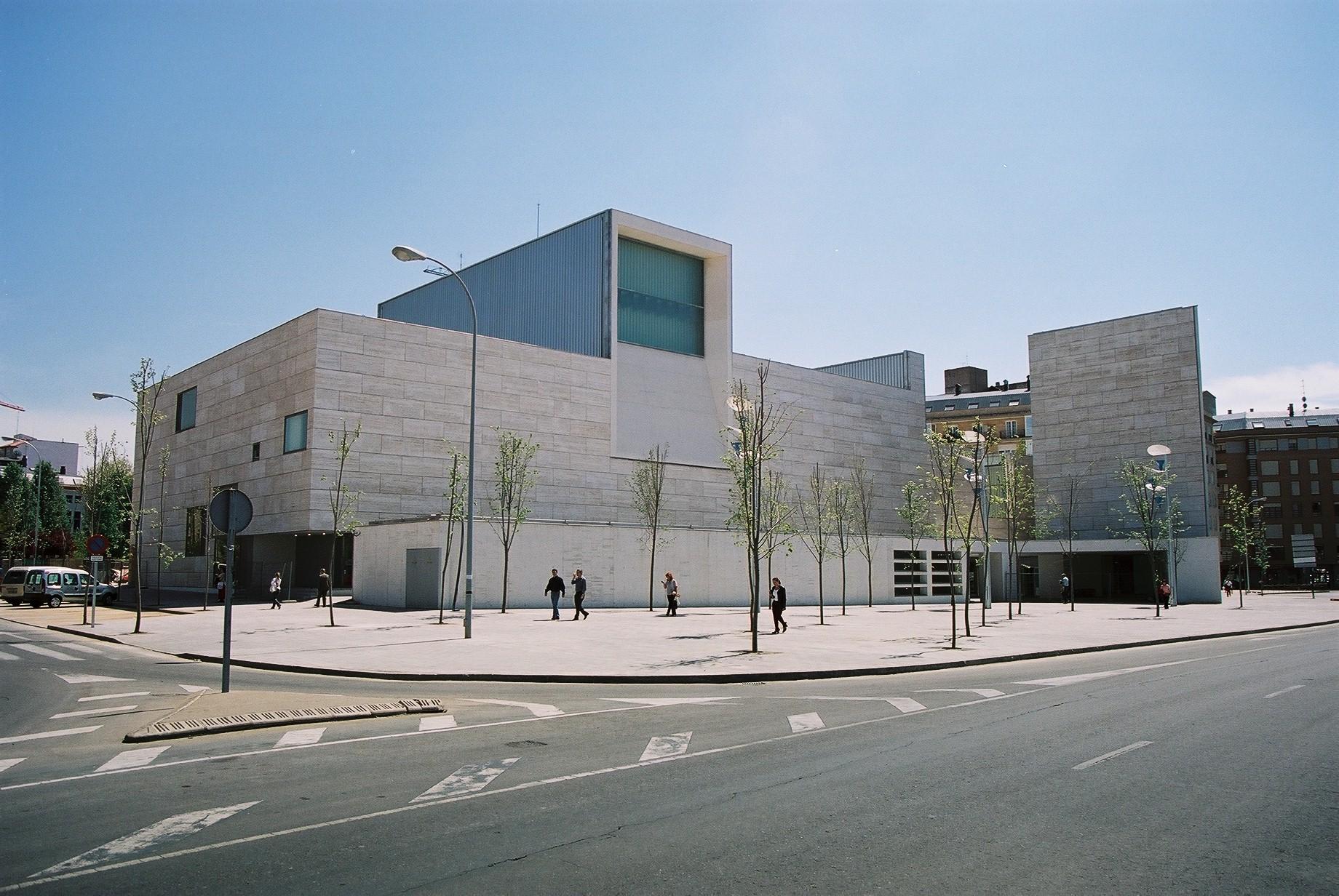 Concert Hall façade