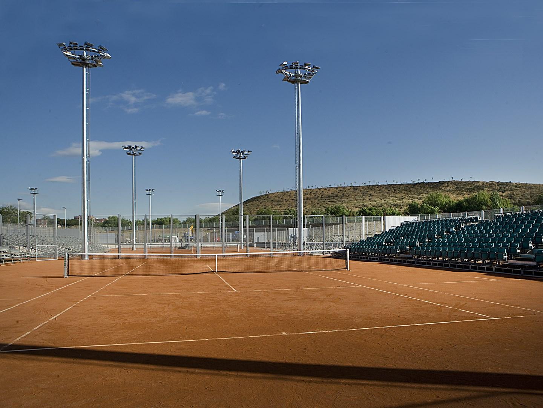 Pista tenis Garden