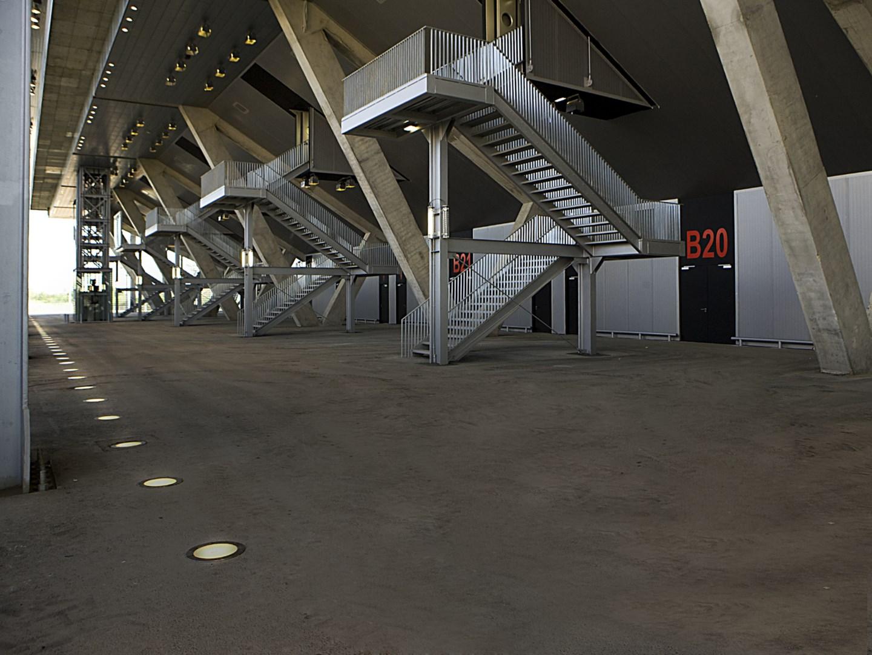 Access stairways