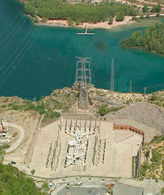 Central Hidroeléctrica de La Muela II, Valencia
