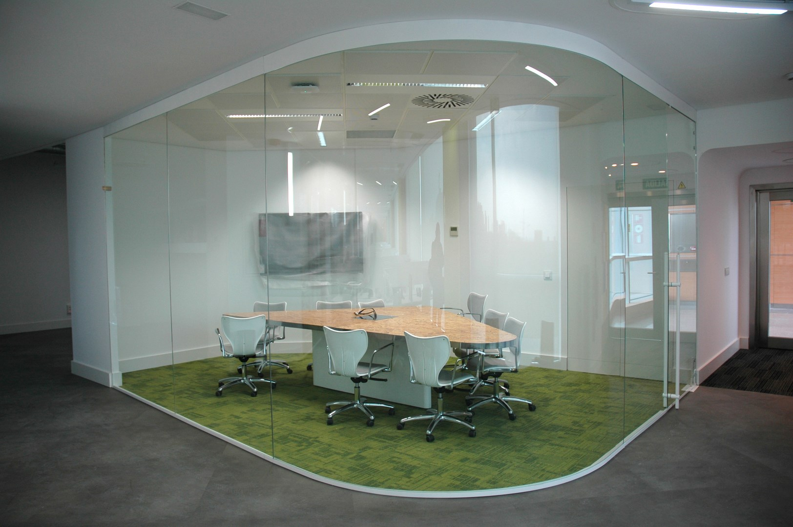 Offices, meeting room