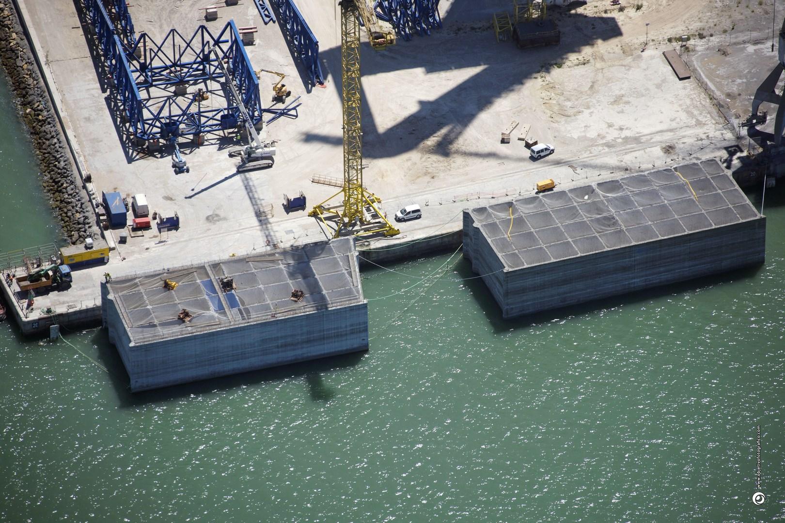 Terminal de contenendores del Puerto de Cádiz