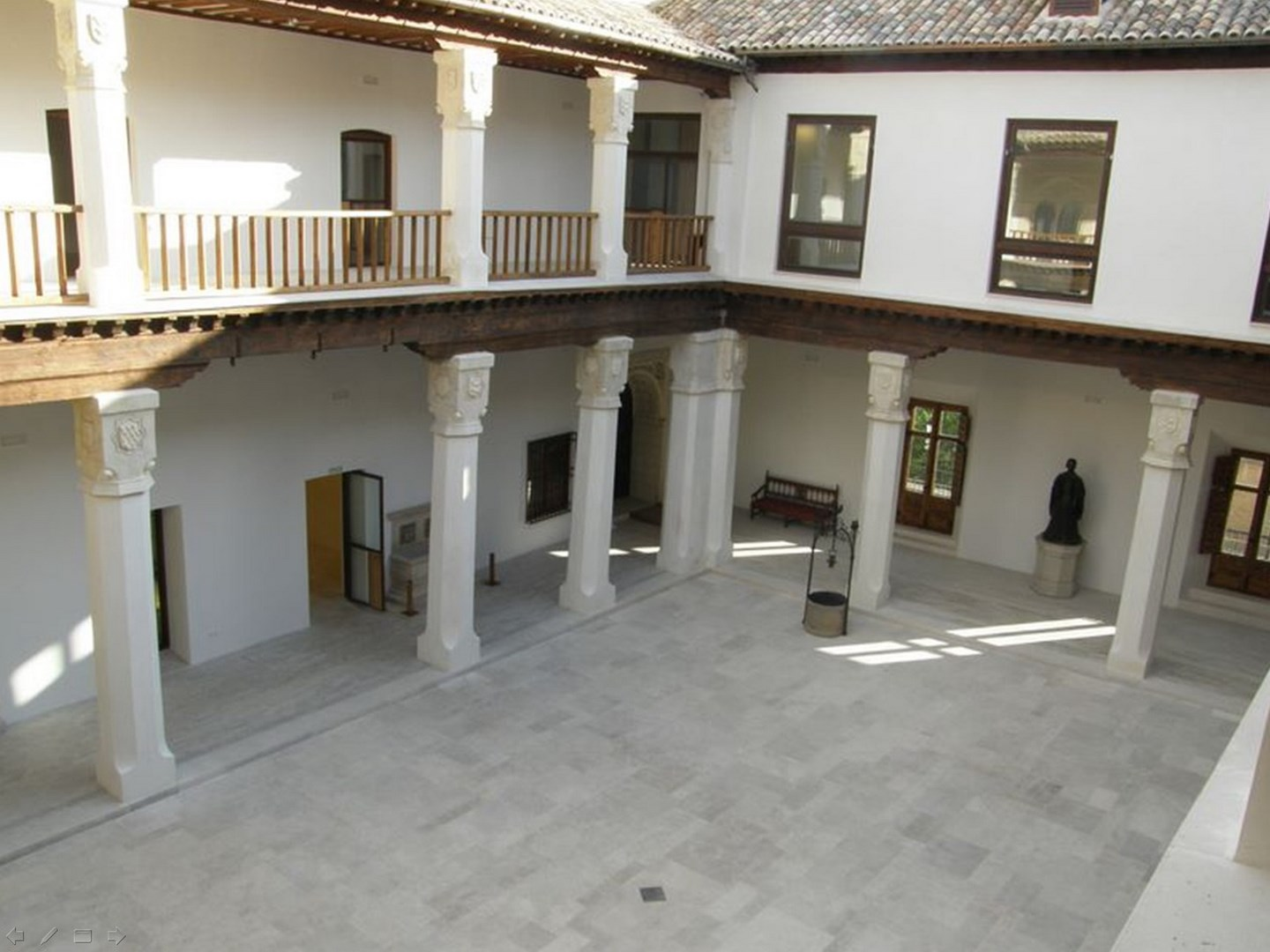 Restoration of the Palace of Fuensalida in Toledo