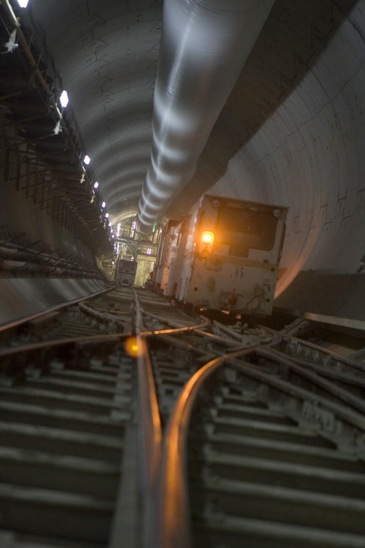 Interior túnel