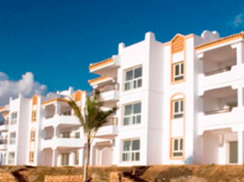 351 viviendas de la Villa Mediterránea en El Toyo, Almería