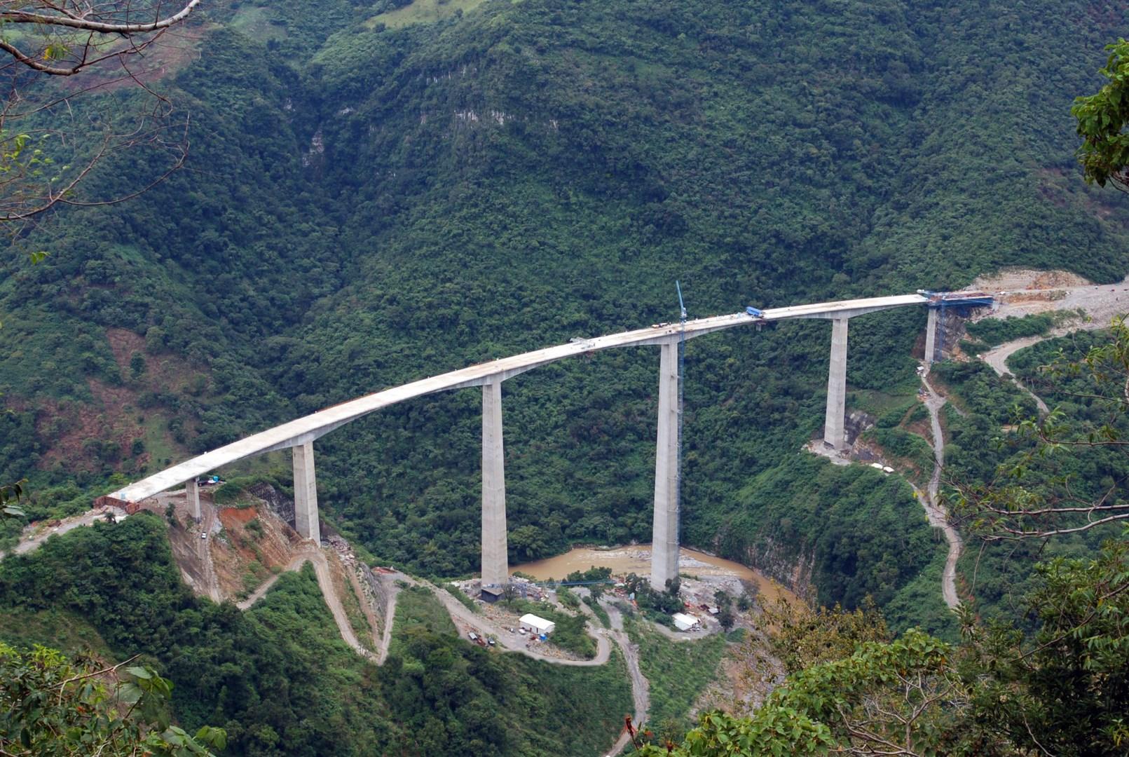 Viaducto de San Marcos