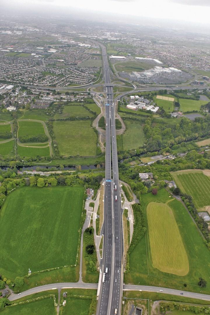 El proyecto de la autovía incluye ampliación y nueva construcción
