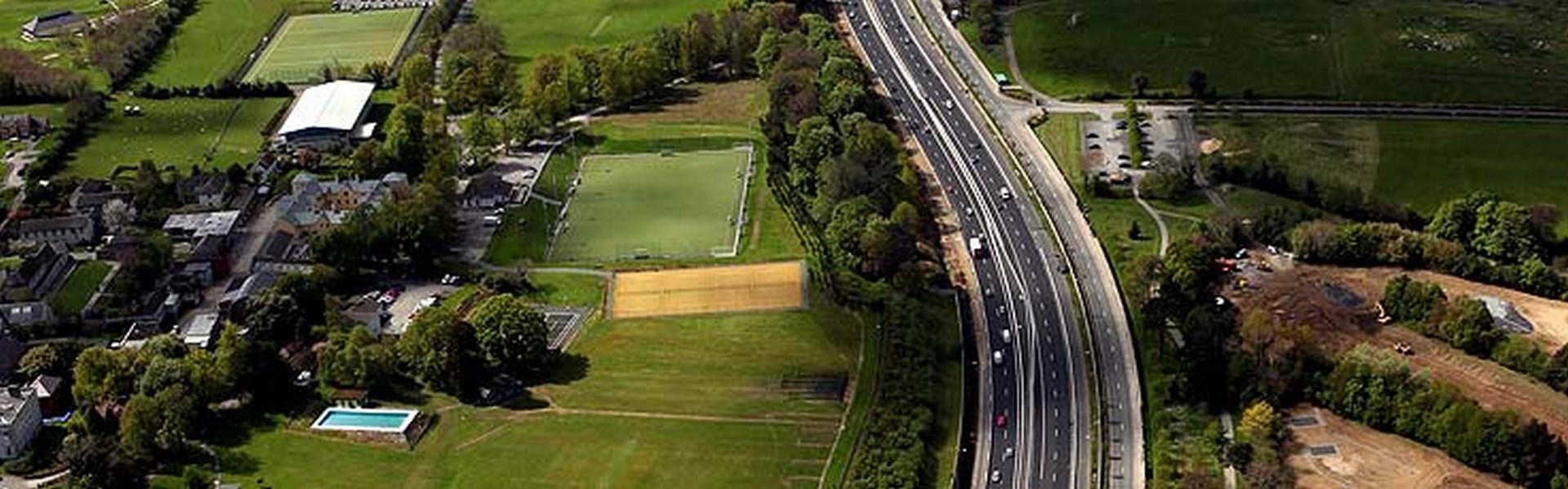 M-50 Dublin motorway