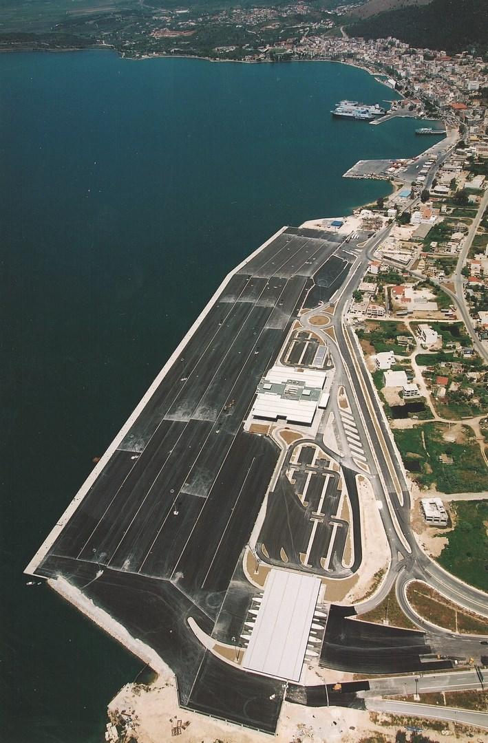 Viales de acceso del Puerto de Igoumenitsa