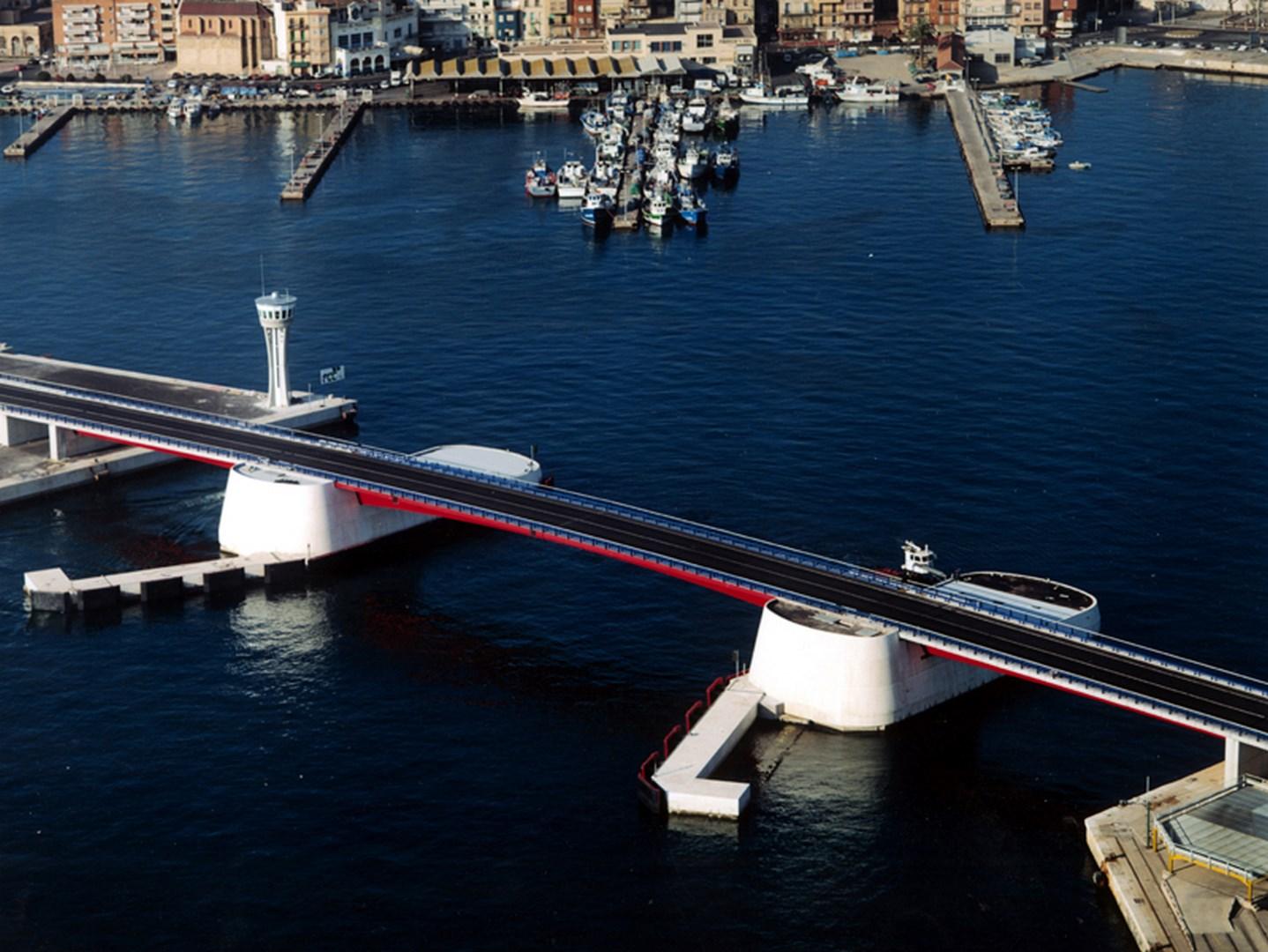 Puente Basculante de Tarragona