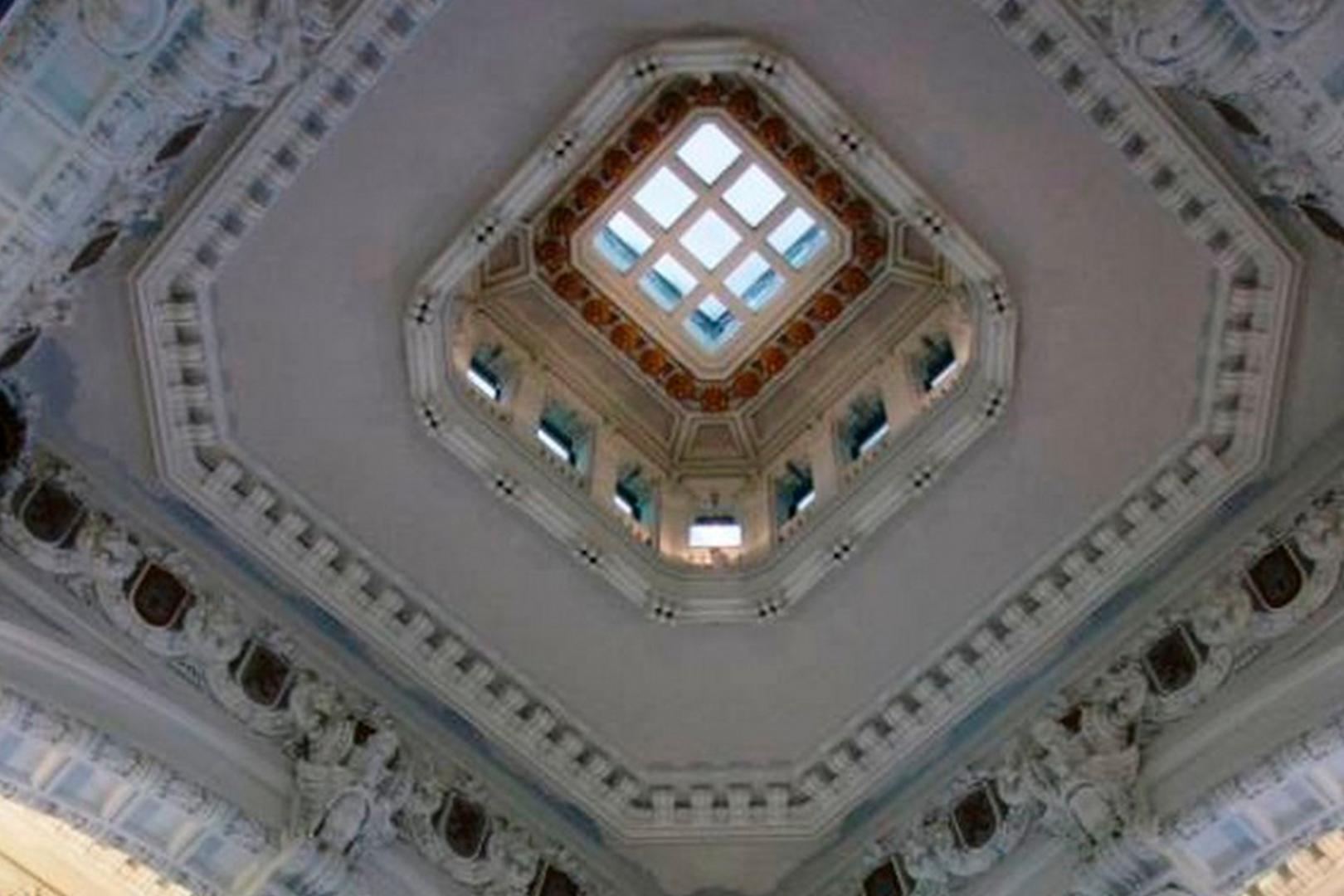 Arte sonado en techos