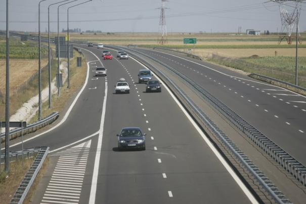 Autopista Arad-Timisoara