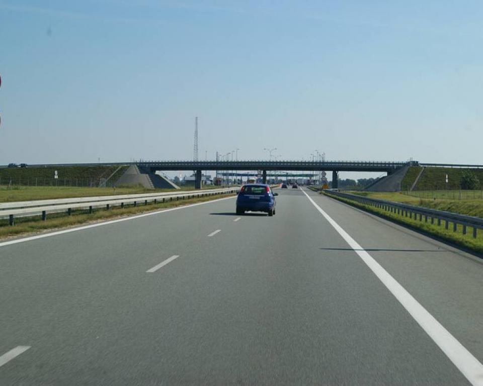 Arad – Timisoara Motorway