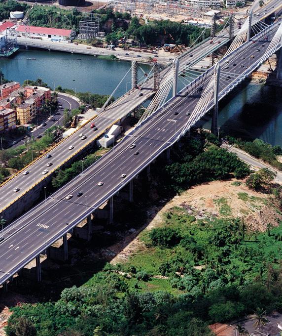 Puente de Ozama. República Dominicana