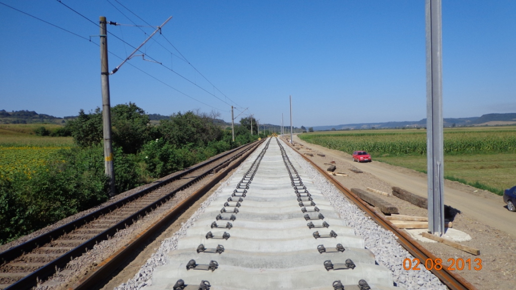Railway Sections in Romania
