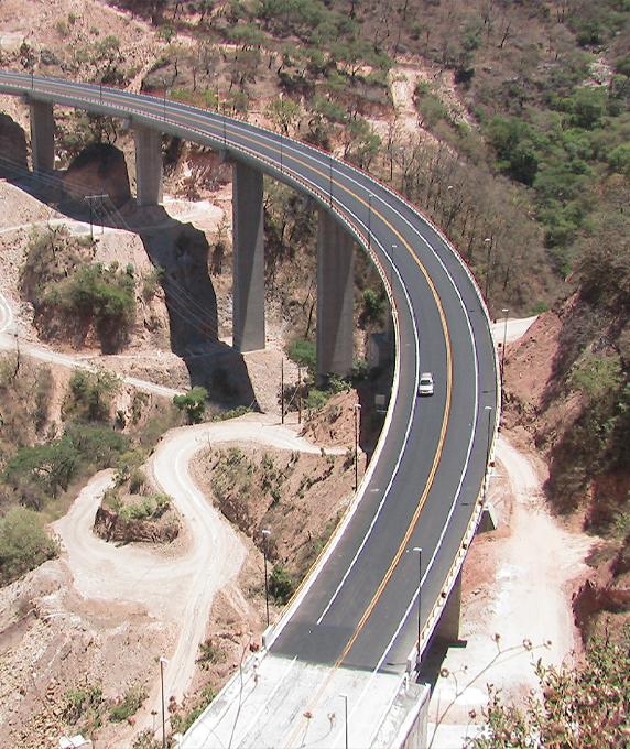 Durango - Mazatlán Highway