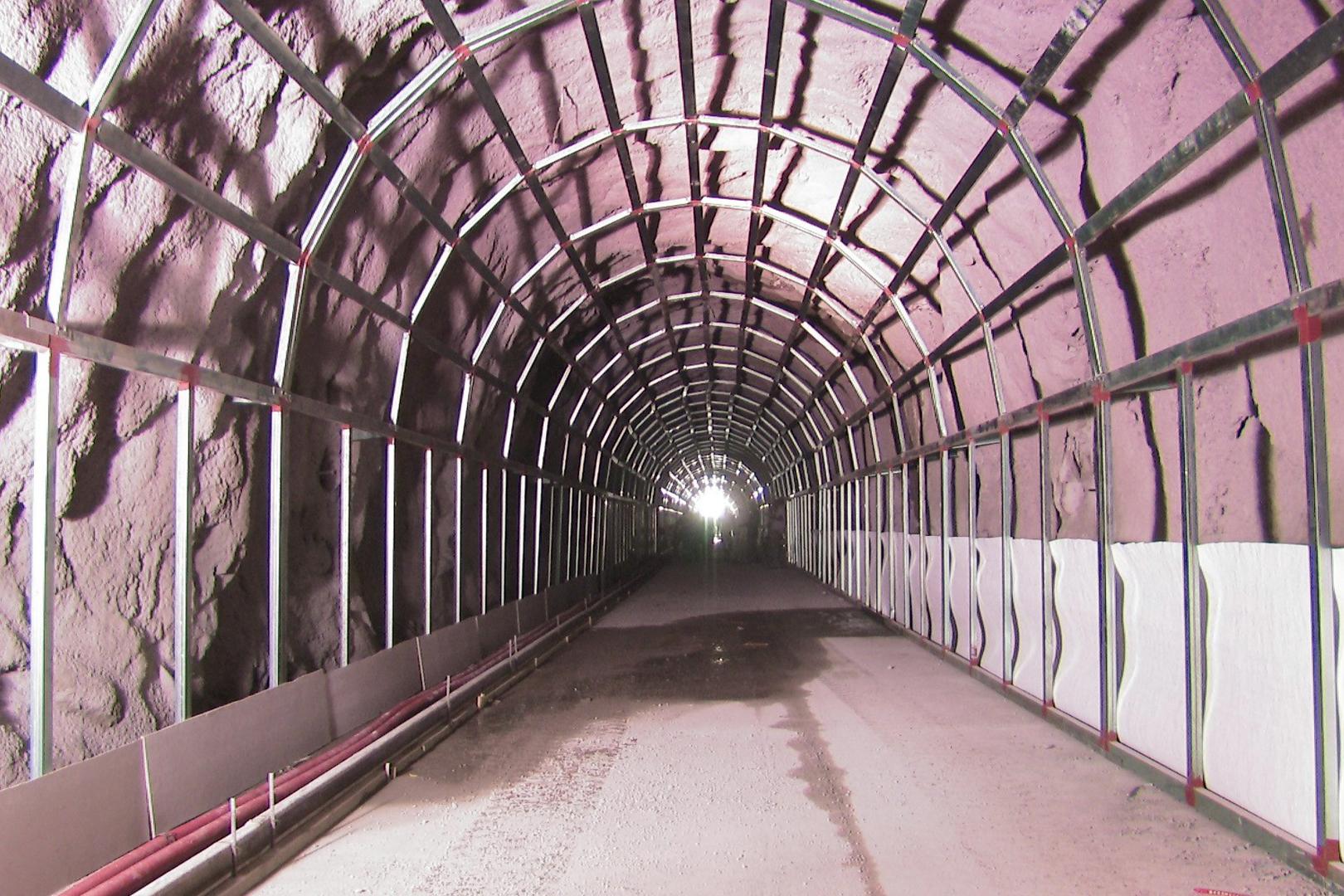 Sinaloense Tunnel