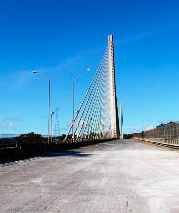 Rehabilitación del acceso este al Puente Centenario de Panamá