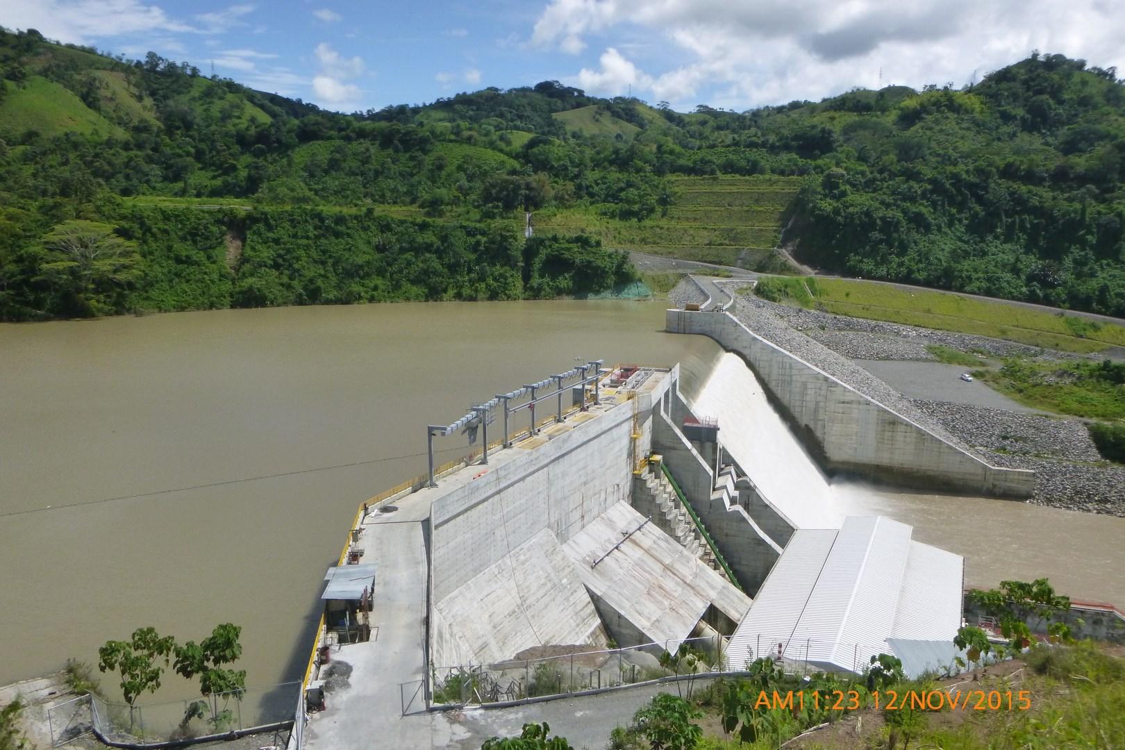 Bajo Frío Dam, Panama