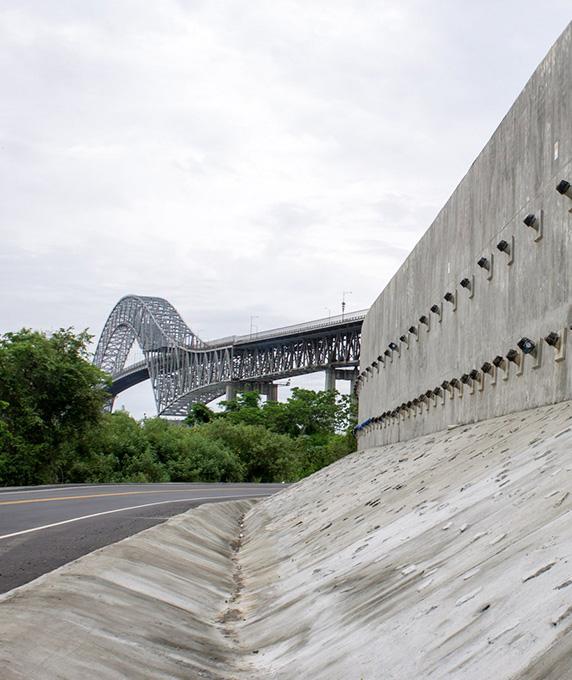 Rehabilitación del Acceso Oeste del Puente de las Américas