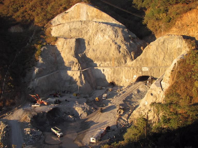 Túnel El Sinaloense
