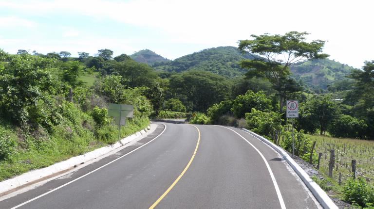 Diseño y Construcción de la Carretera Longitudinal del Norte, Tramo 5: Nuevo Edén de San Juan - Desvío a Carolina