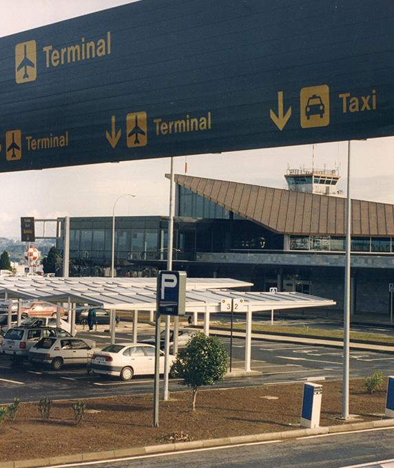 La Coruña Airport