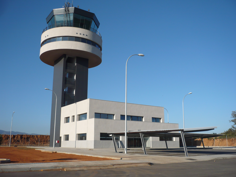 Aeropuerto Castellón torre