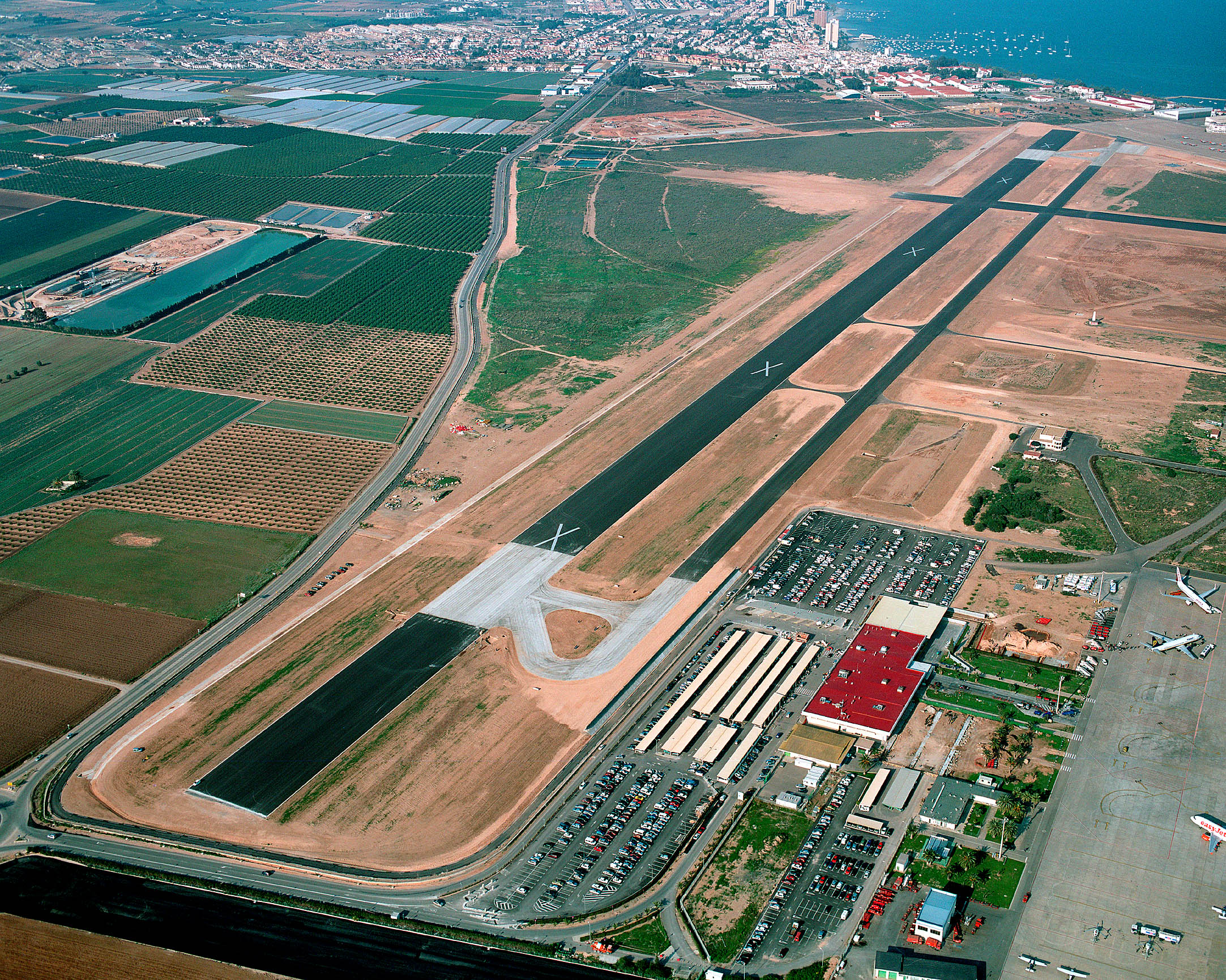 aeropuerto San Javier Murcia
