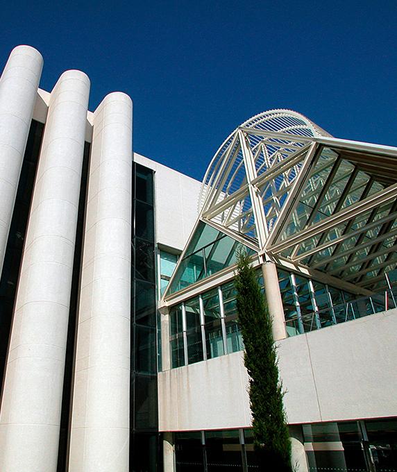 aeropuerto Palma Mallorca edificio interislas