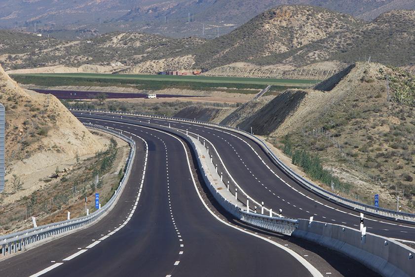 Autovía Cartagena Vera