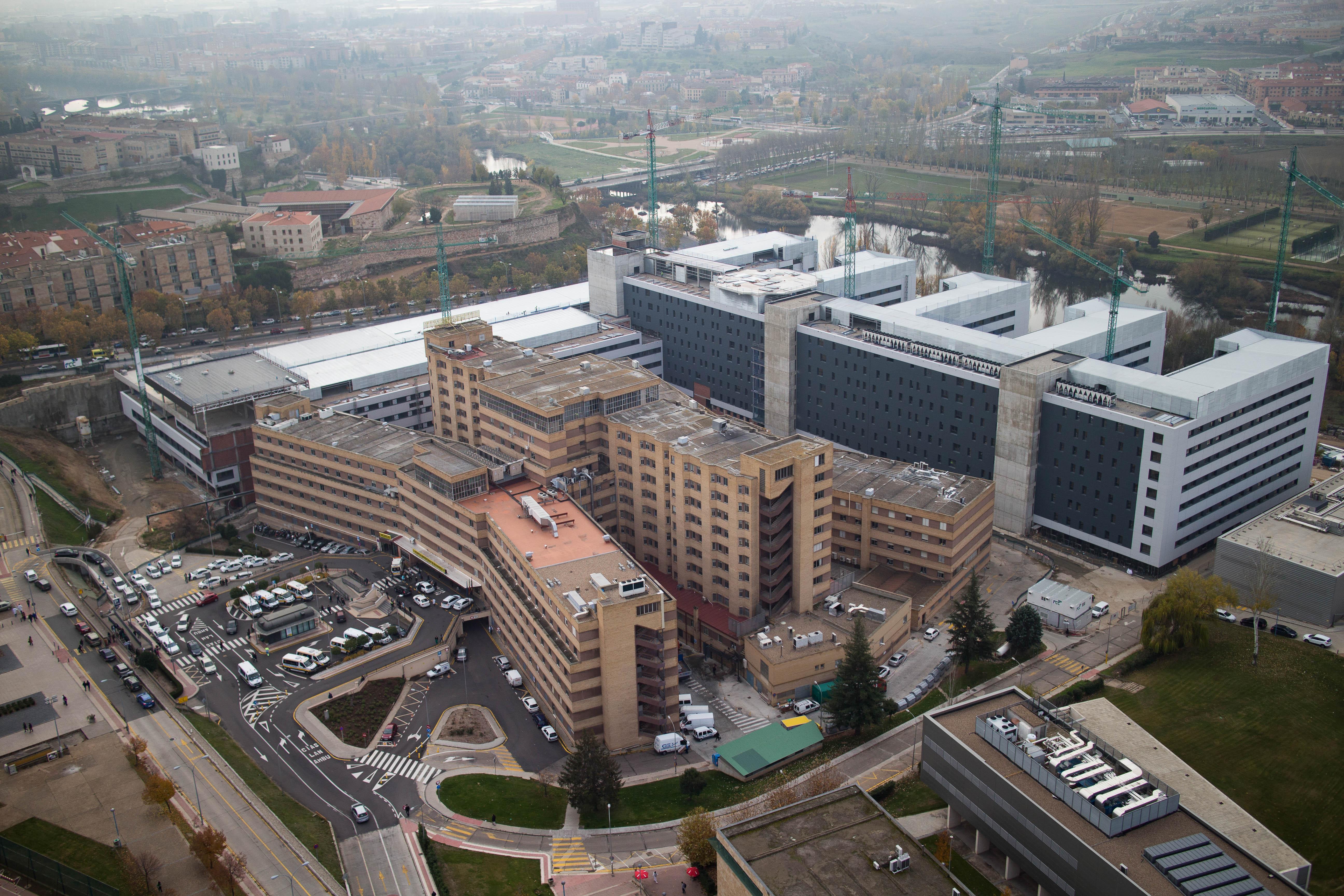 Salamanca Hospital Complex