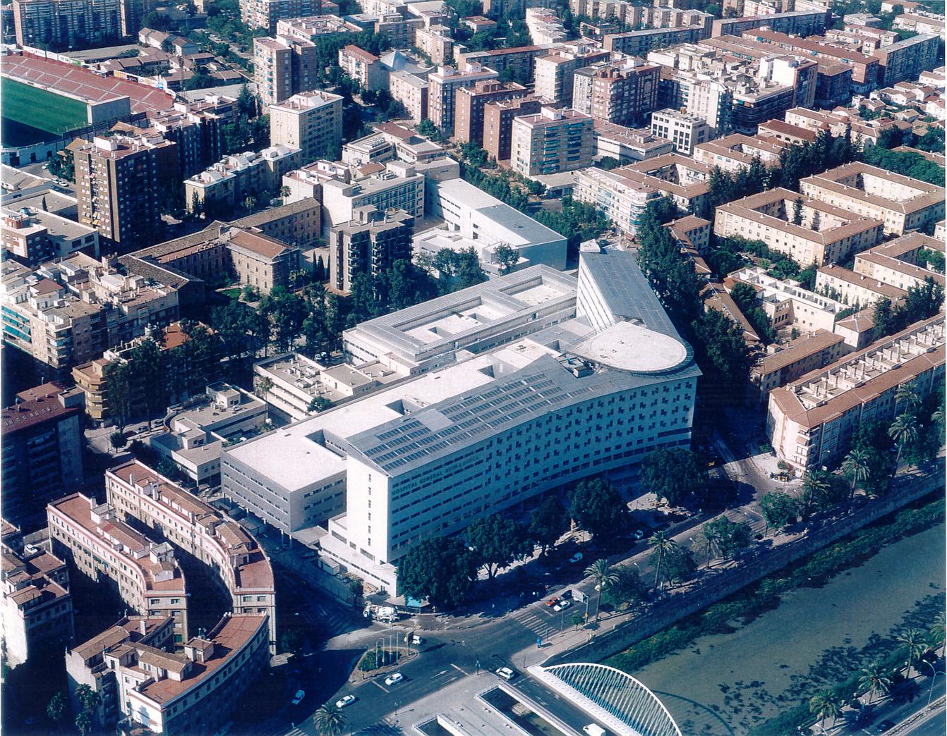 Hospital Universitario Reina Sofía de Murcia