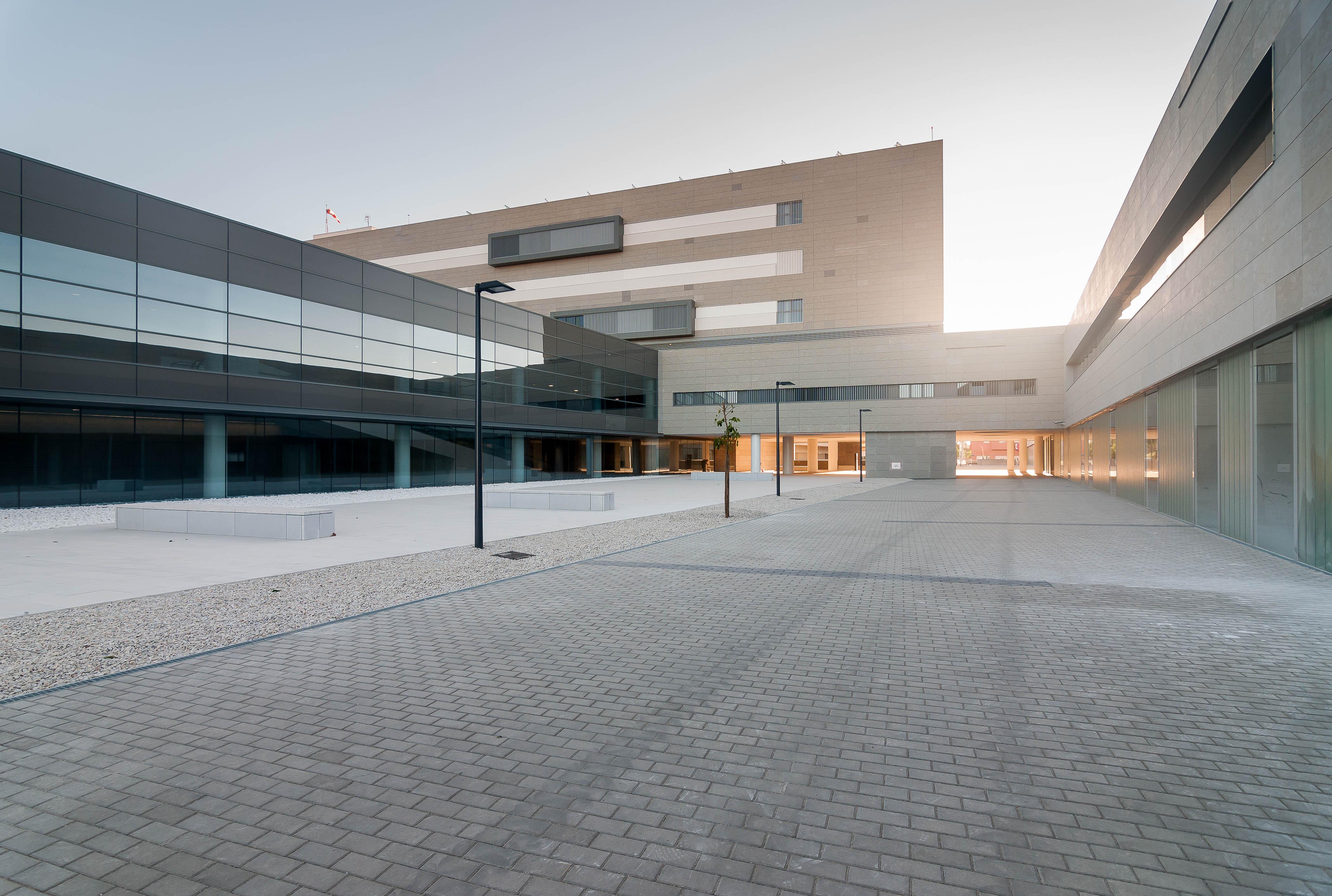 Línea de la Concepción Hospital of Cádiz