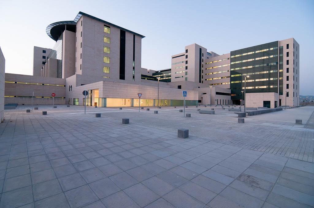Hospital Campus de La Salud de Granada