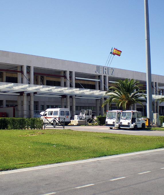 Jerez Frontera Airport