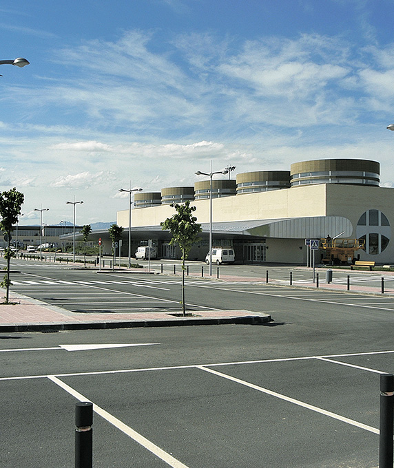 Logroño Airport, La Rioja